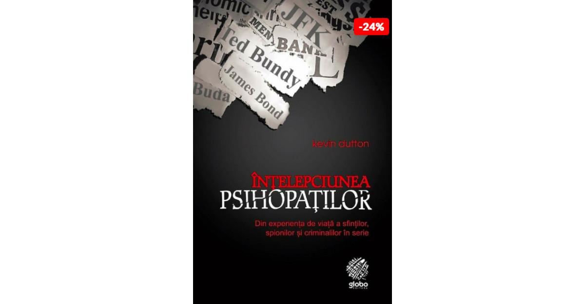 Înțelepciunea psihopatilor