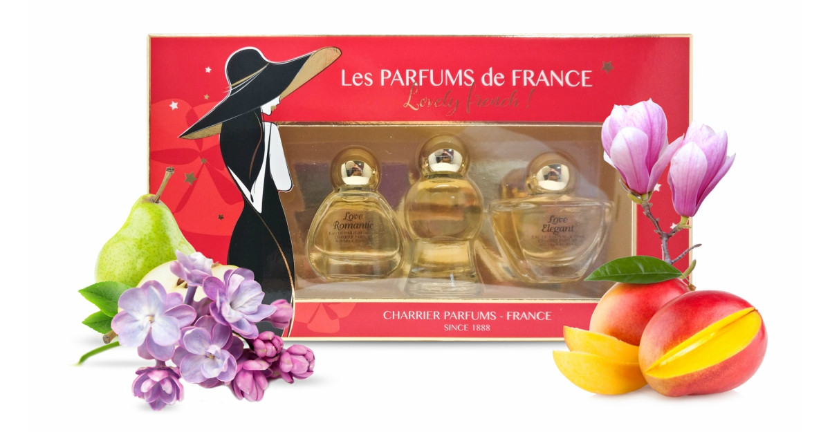 L'air de France… magia și rafinamentul parfumurilor franțuzești