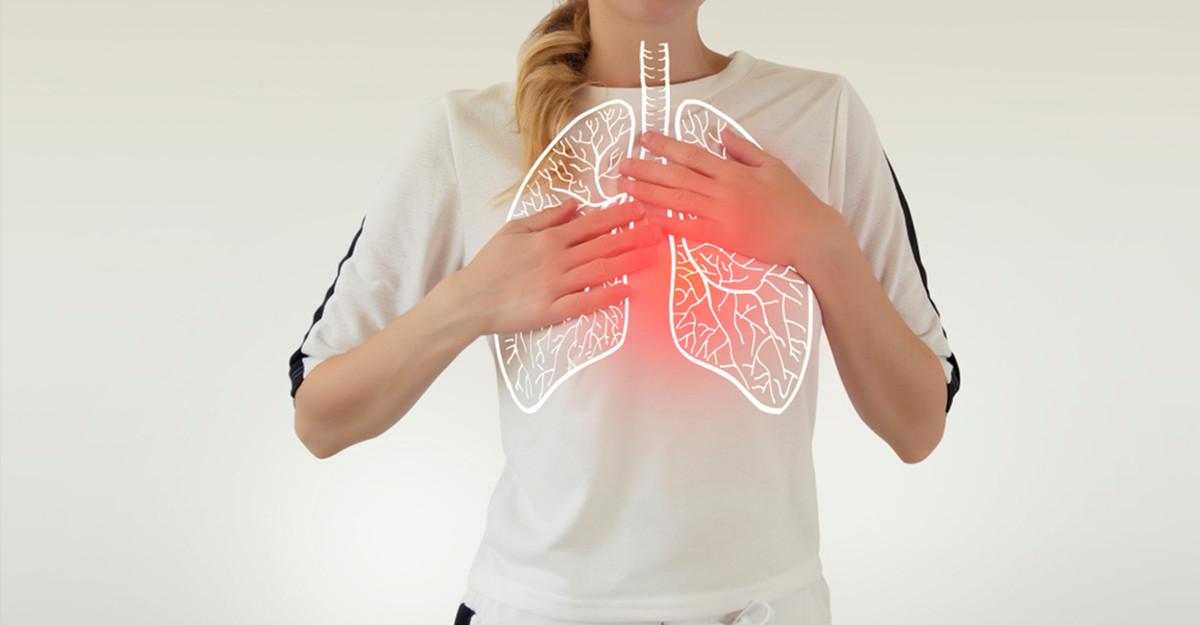 5 Simptome respiratorii care te trimit la medic
