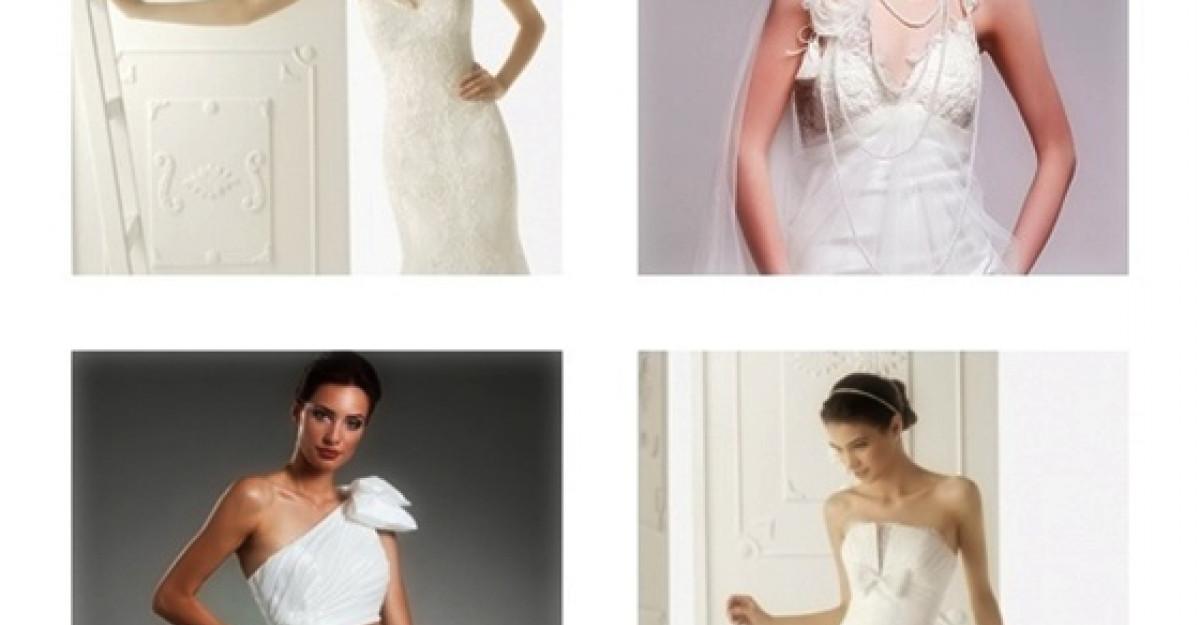 15 Rochii couture de mireasa