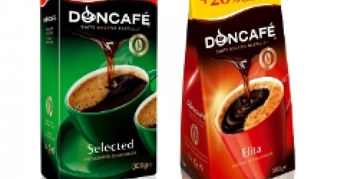 Rasfatul Doncafe - si mai mult gust bogat