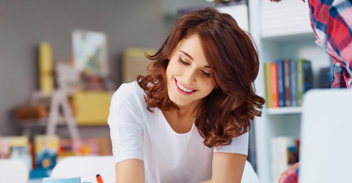 5 trucuri pentru a fi mai CREATIVA