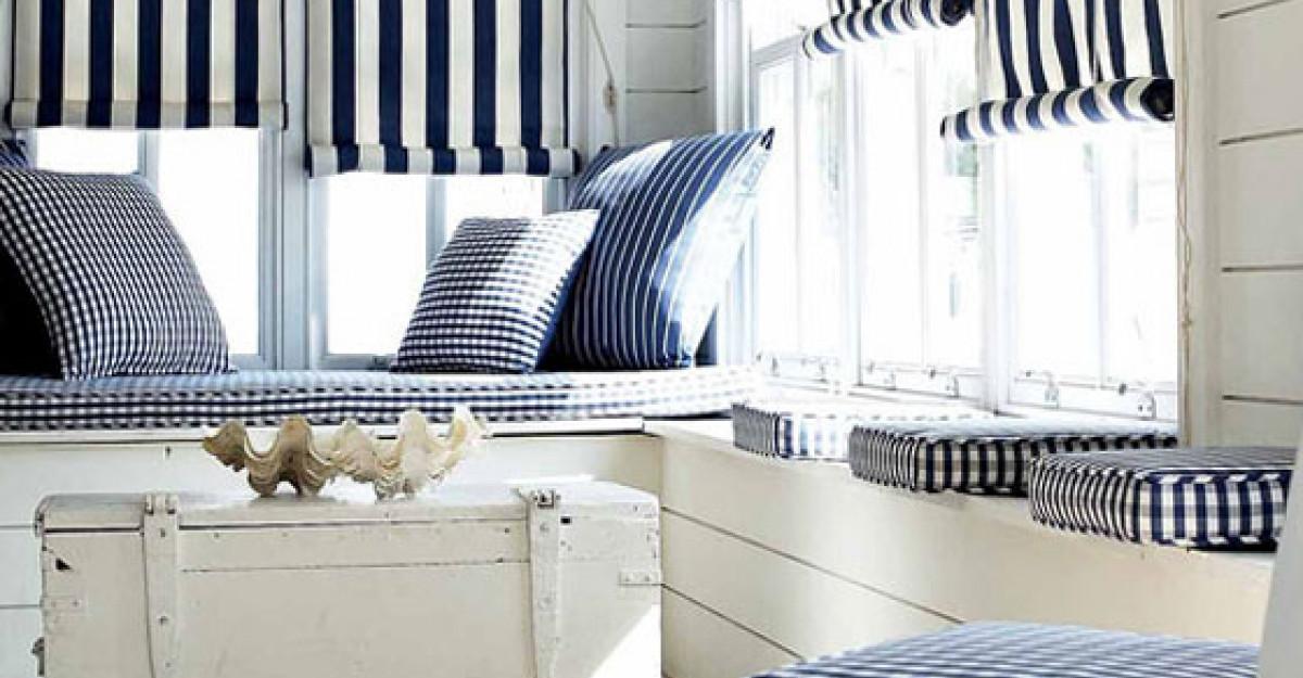 21 de piese de mobilier si accesorii MUST HAVE, pentru un decor marin