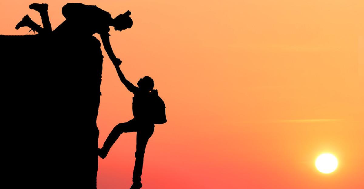 De ce nu ar trebui să fii o cârjă prin viață pentru oamenii pe care îi iubești