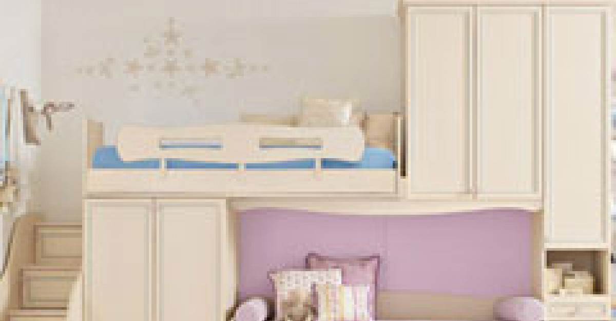 Cele mai frumoase piese de mobilier pentru copii