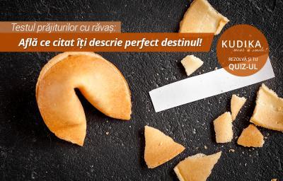 Testul prajiturei cu ravas: Afla ce citat iti descrie perfect destinul!