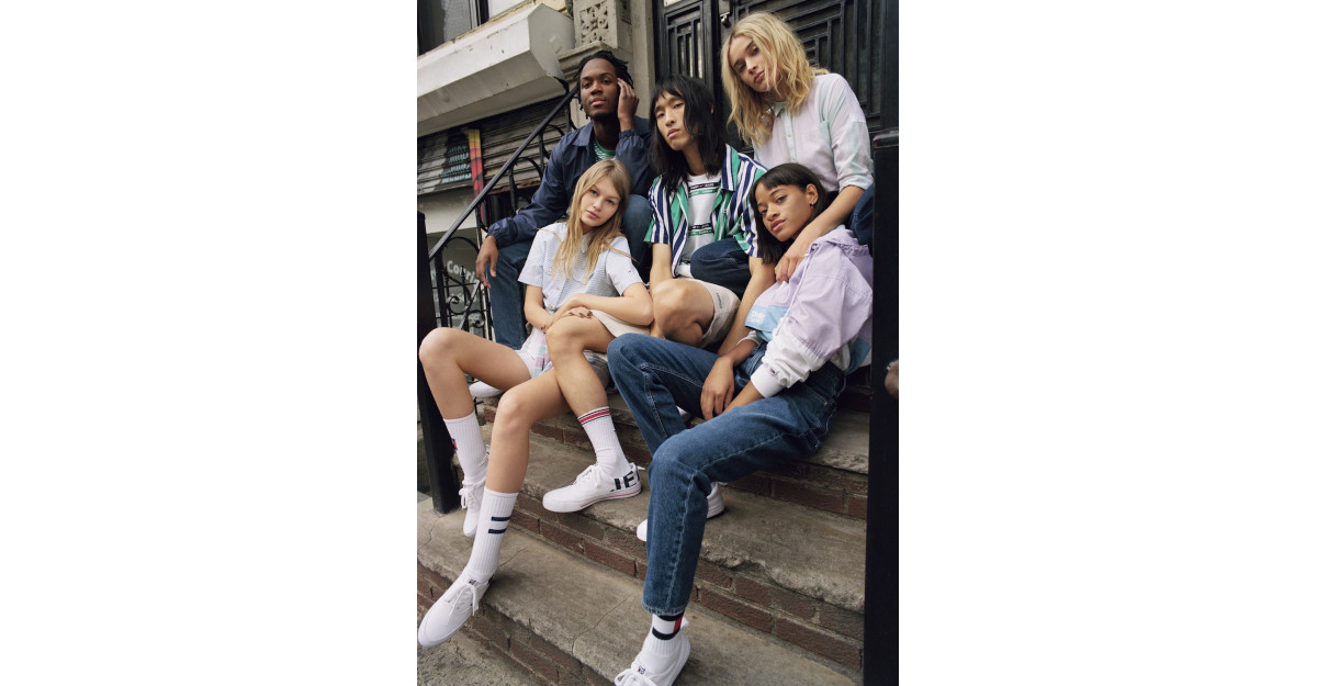 Tommy Hilfiger lanseaza colectia Tommy Jeans primavara 2019