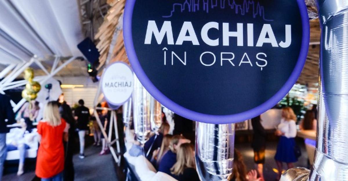 Machiaj in oras – primul serial online de machiaj din Romania