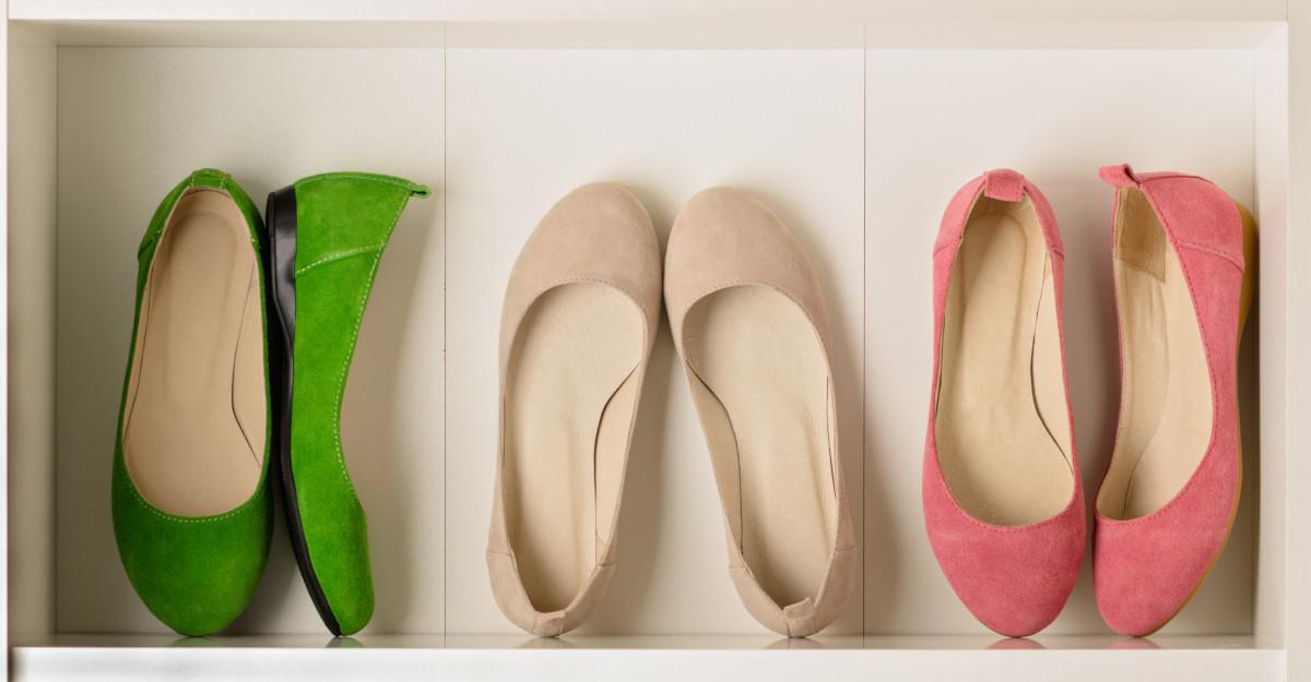 5 modele deosebite de balerini