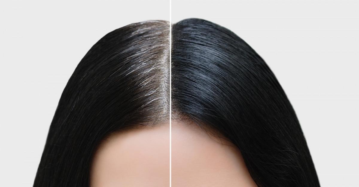 Primele fire albe? Iată cum trebuie să îți vopsești părul!