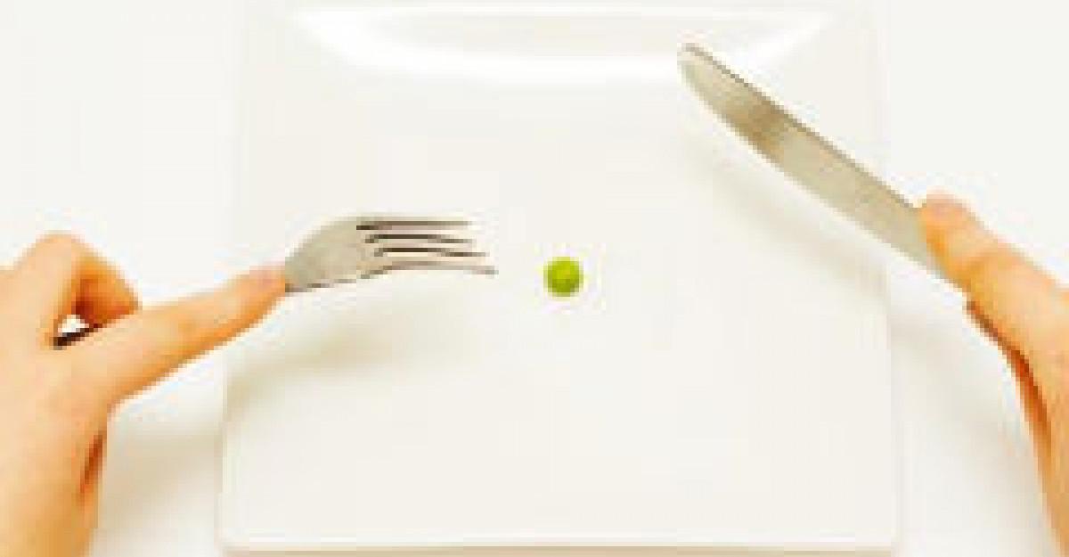Urmari dezastruoase ale dietelor drastice