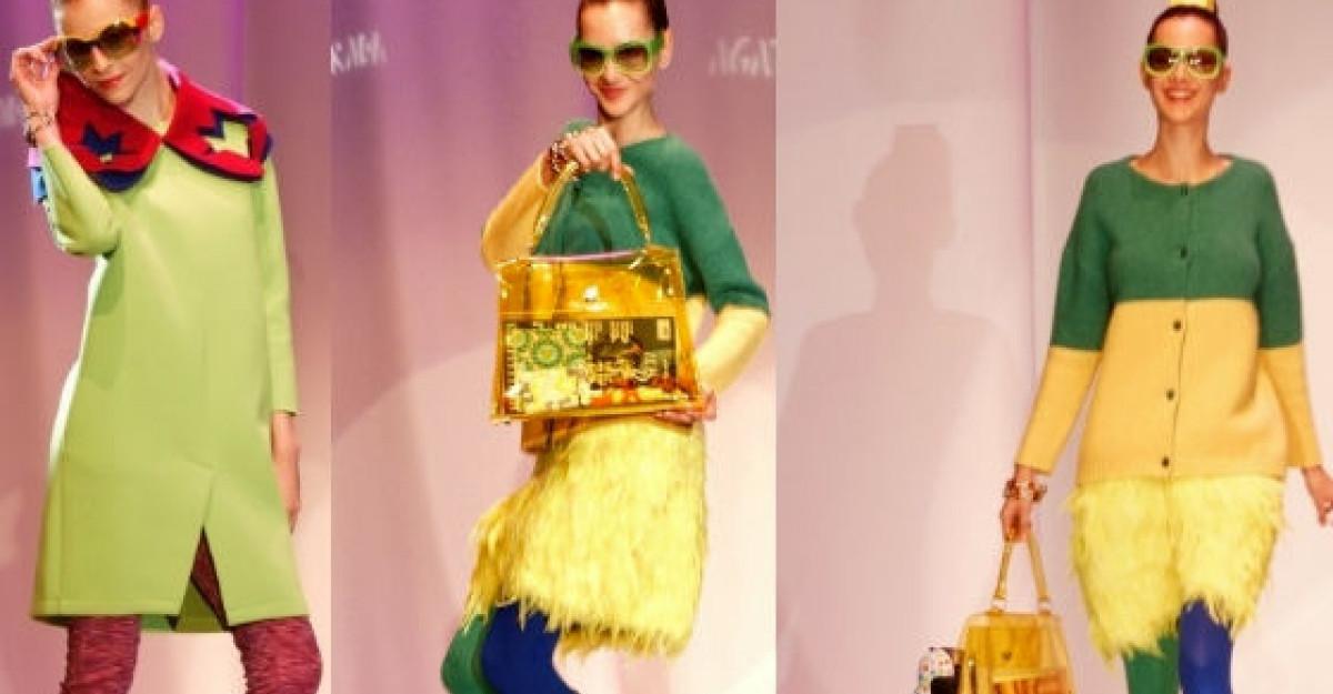Designerul lunii aprilie, Agatha Ruiz de la Prada: Cine vrea sa inteleaga munca mea trebuie sa iubeasca arta!