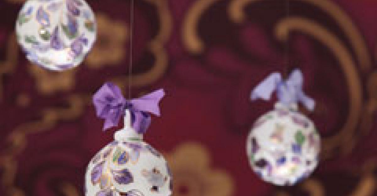 30 de decoratiuni pentru Craciun