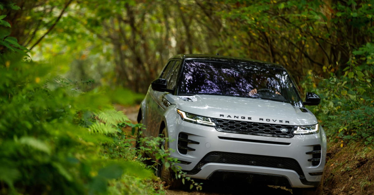 Noul Range Rover Evoque, disponibil in Romania!