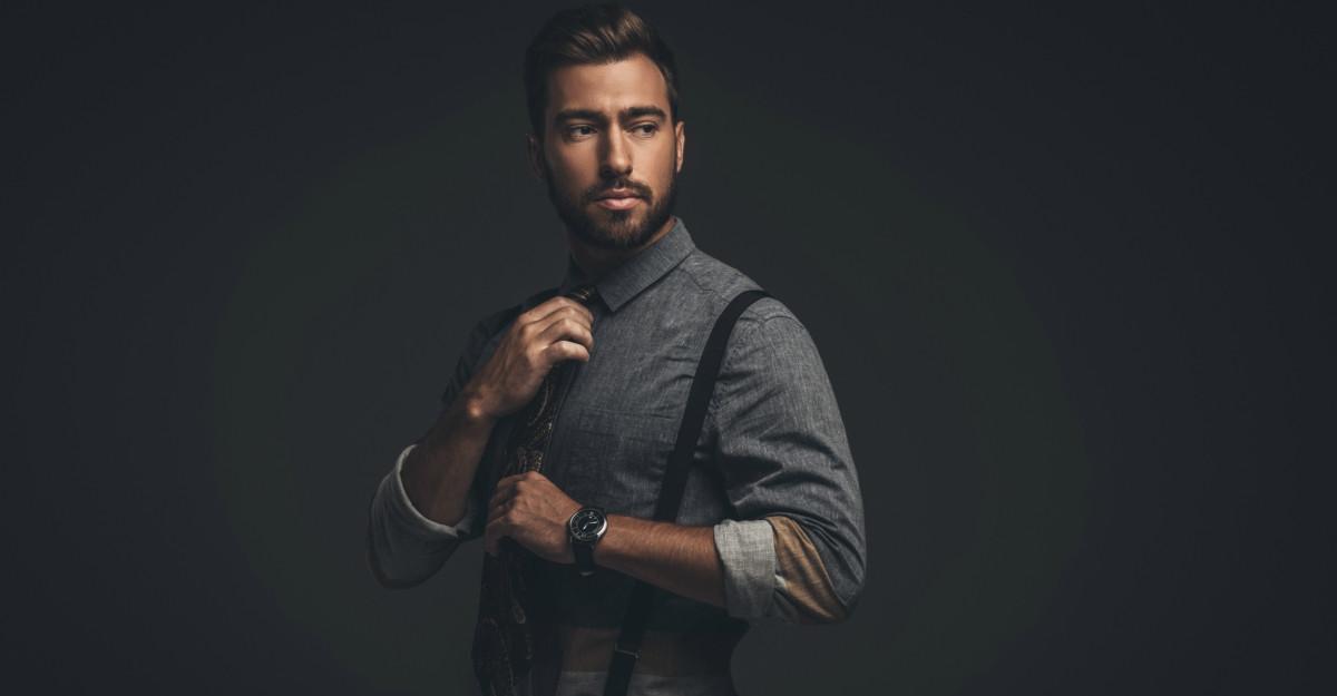 6 sugestii de camasi pentru barbati pe care sa i le pui sub bradul de Craciun