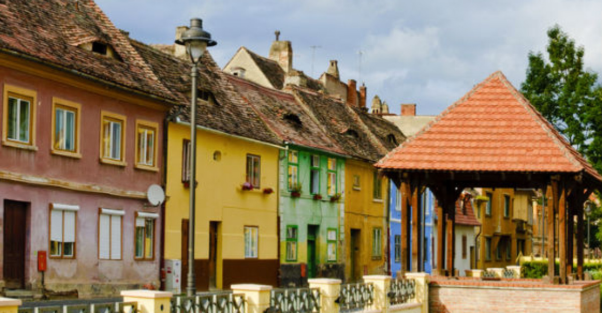Foto viral: Un oras din Romania a fost inclus in top 10 cele mai fermecatoare orase din Europa