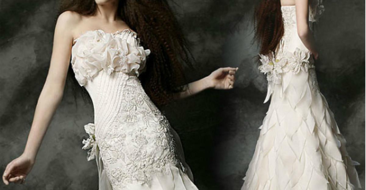 24 Rochii de mireasa couture
