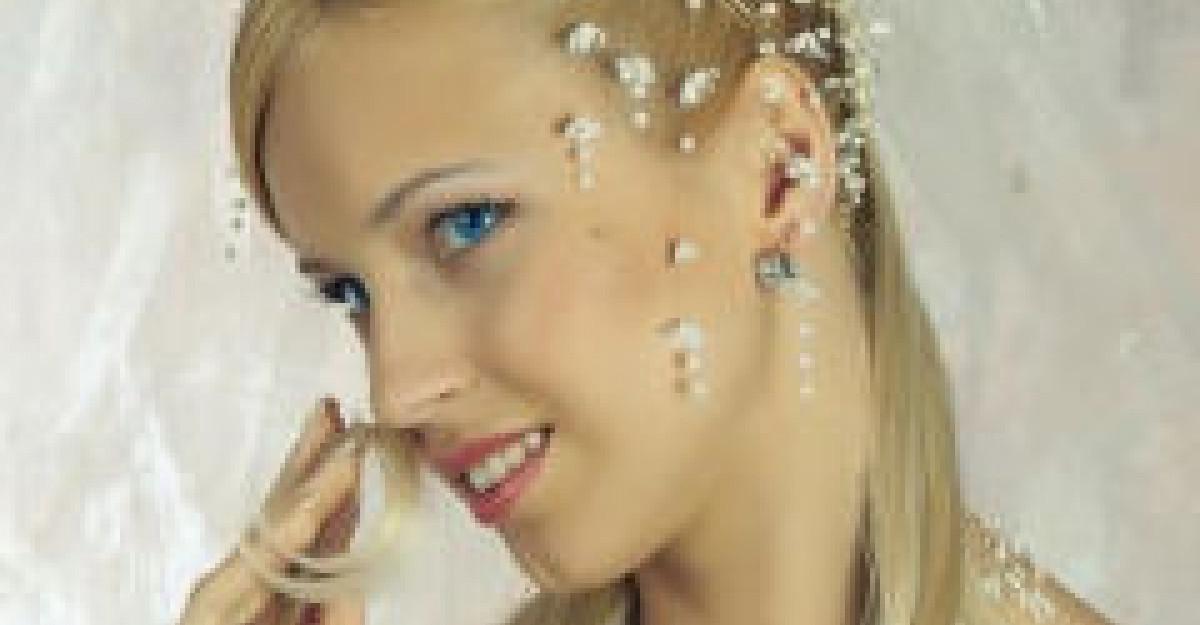 15 Bijuterii glamour pentru mirese!