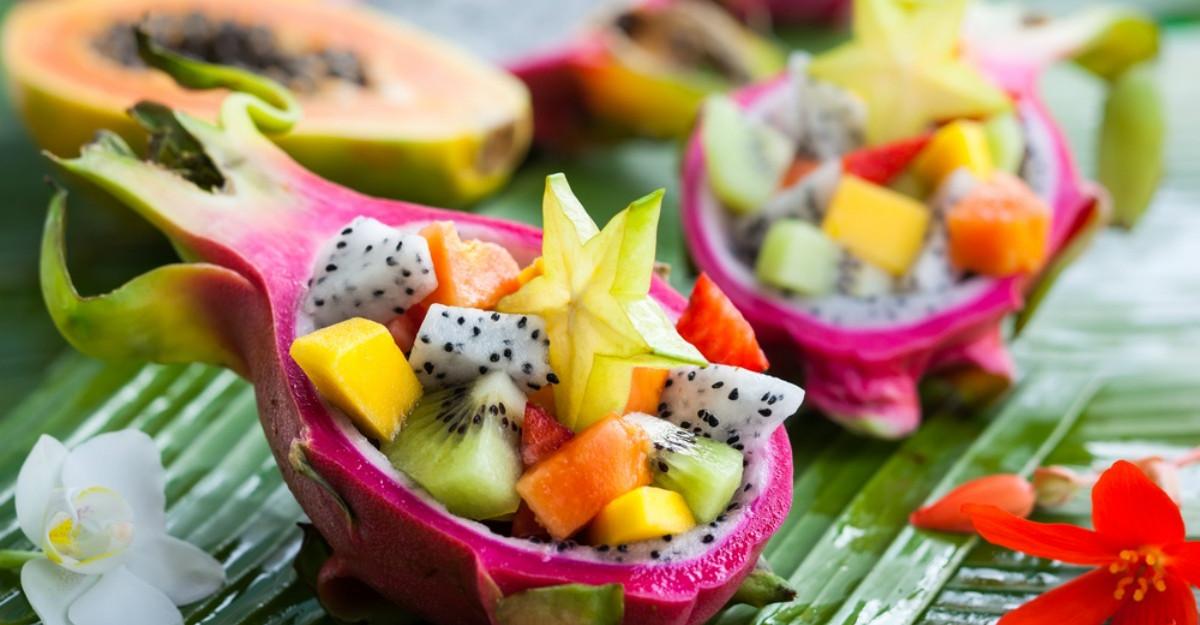 Cele mai sanatoase fructe exotice