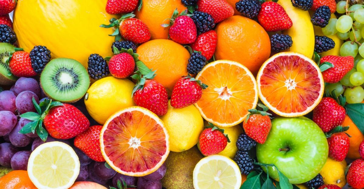 Topul fructelor care contin cel mai mult zahar