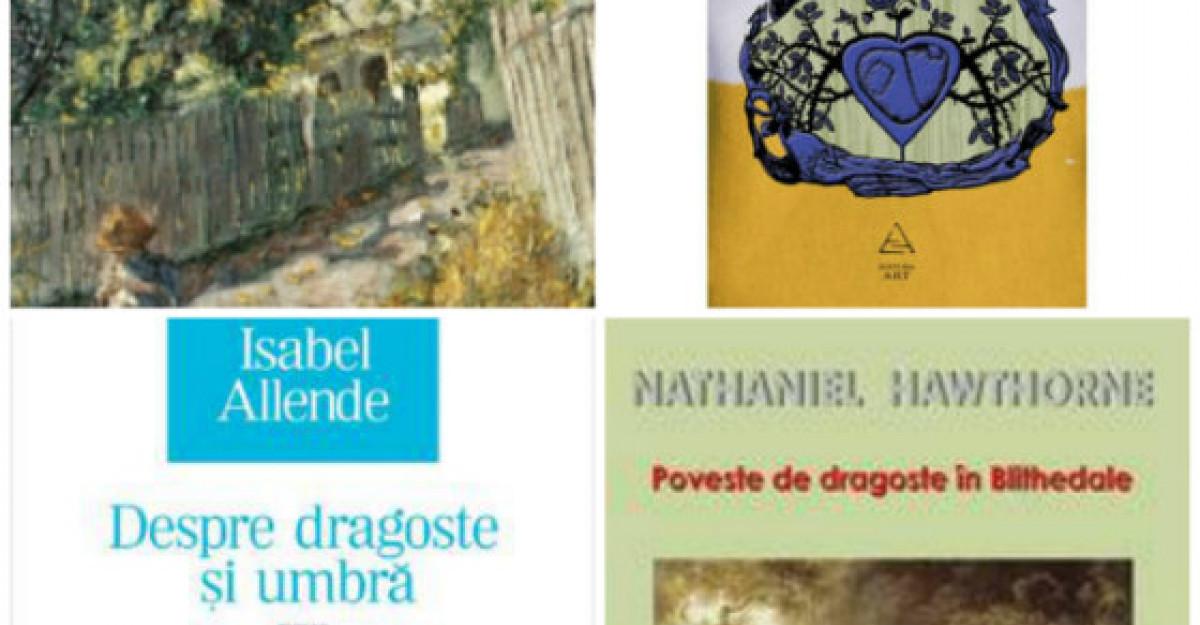 15 romane de dragoste
