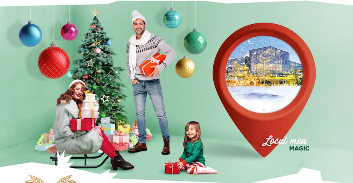Trăiește Crăciunul așa cum l-ai visat!