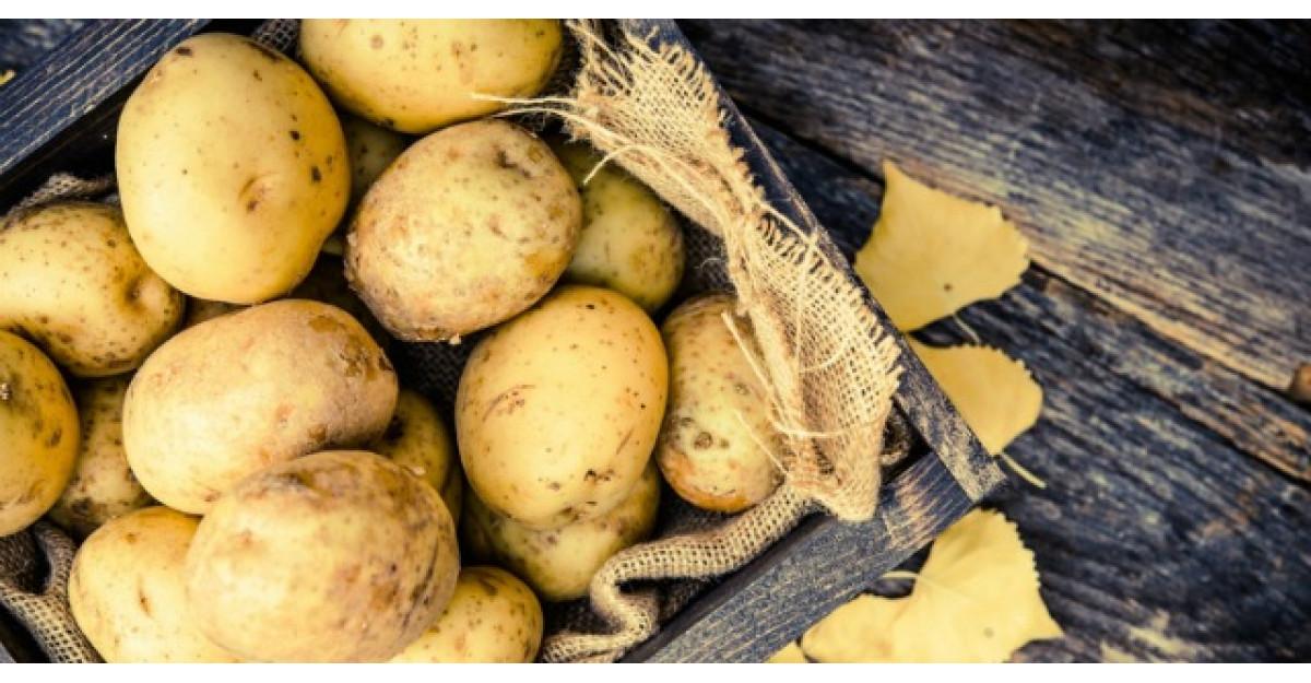 De ce trebuie sa consumam cartofii cu tot cu coaja?