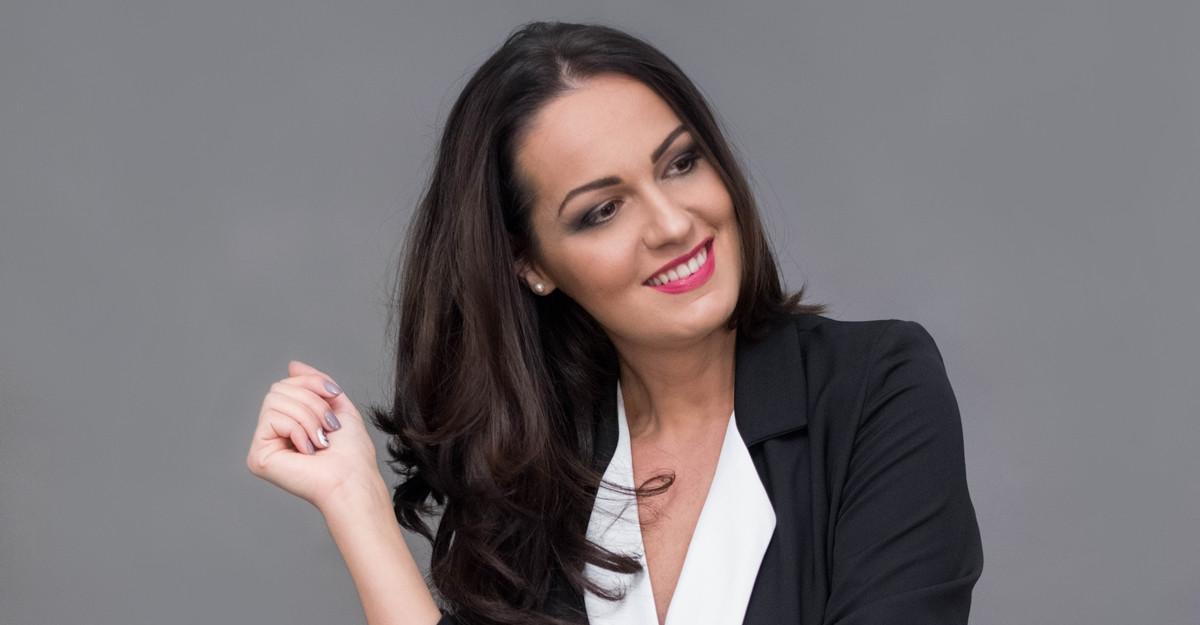 Prezentatoarea TV Simona Muscă lansează o nouă emisiune la început de an