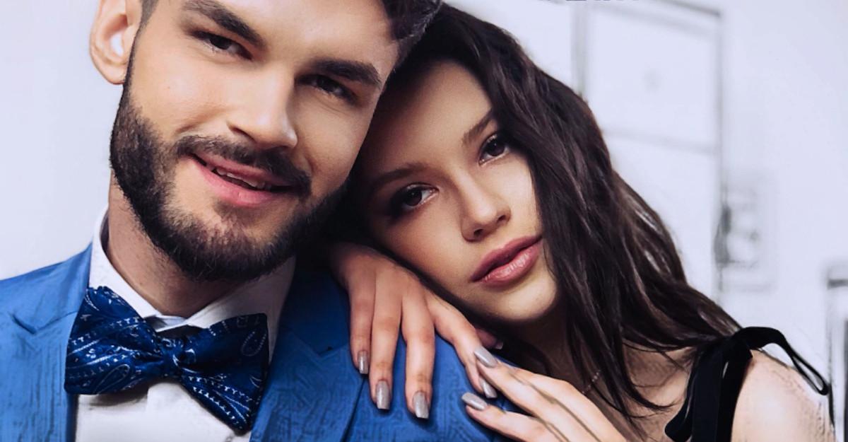 Cel mai fresh cuplu din lumea muzicii, Cleopatra Stratan și Edward Sanda, lansează Dragoste, vă rog!