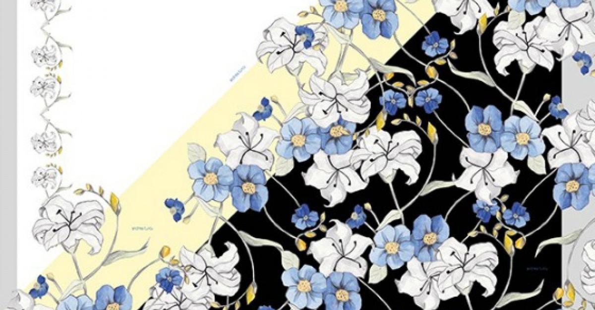 Designerul Andreea Tincu a creat pentru tine o linie speciala - silk scarves