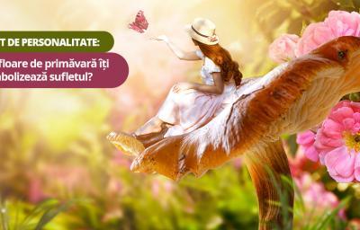 Test de personalitate: Ce floare de primavara iti simbolizeaza sufletul?