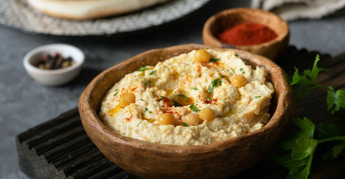 De ce sa incluzi humusul in alimentatia ta?