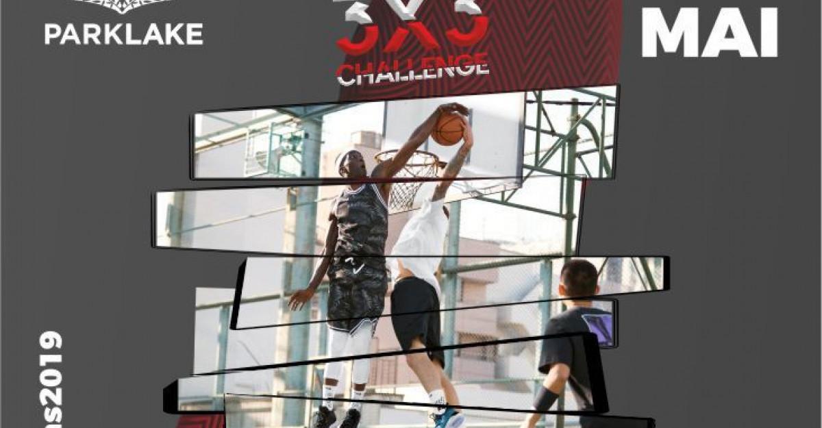 Sport Arena Streetball Tour 2019 ia startul la ParkLake Shopping Center