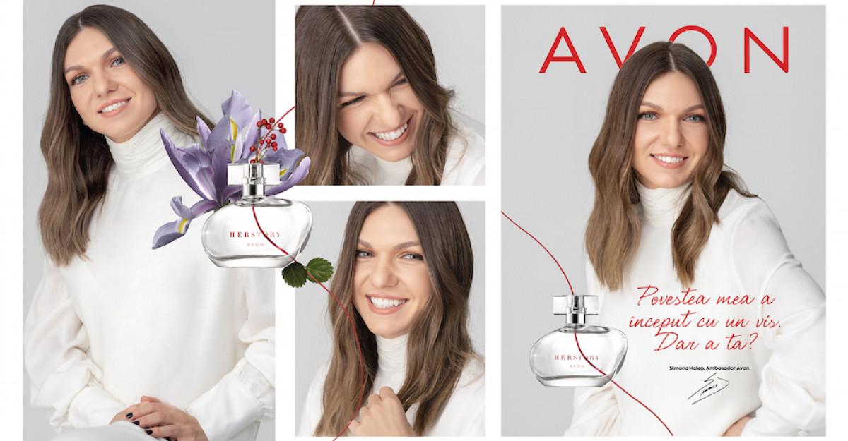 AVON celebrează poveștile femeilor din România împreună cu Simona Halep, noul ambasador al brandului