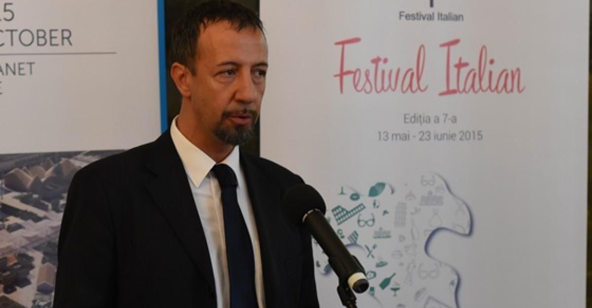 Festivalul Italian la Bucuresti, editia 2015