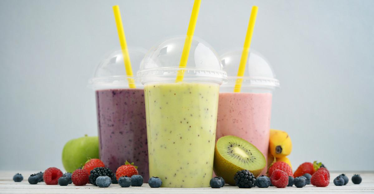 3 Rețete de smoothie pentru detoxifiere și vitalitate