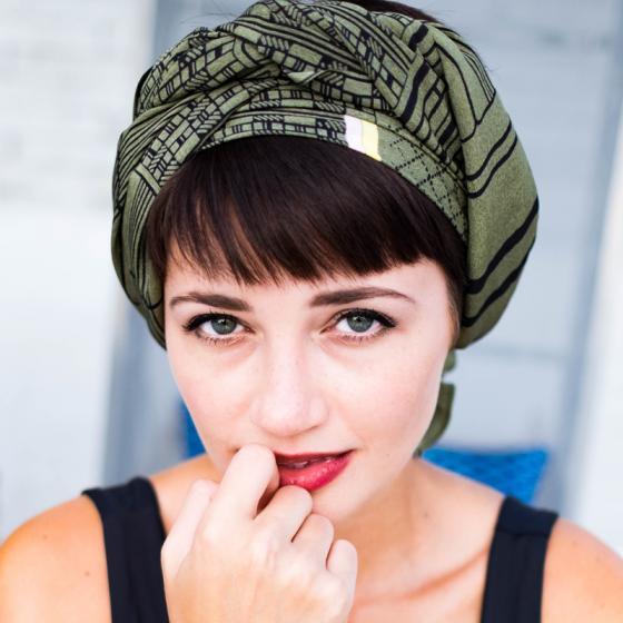 Povestea turbanului: un accesoriu retro, boho și atât de urban!
