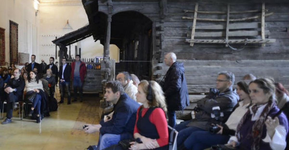 Colectii din muzee si institutii de arta din Romania pot fi vizitate, in premiera, pe Google Cultural Institute