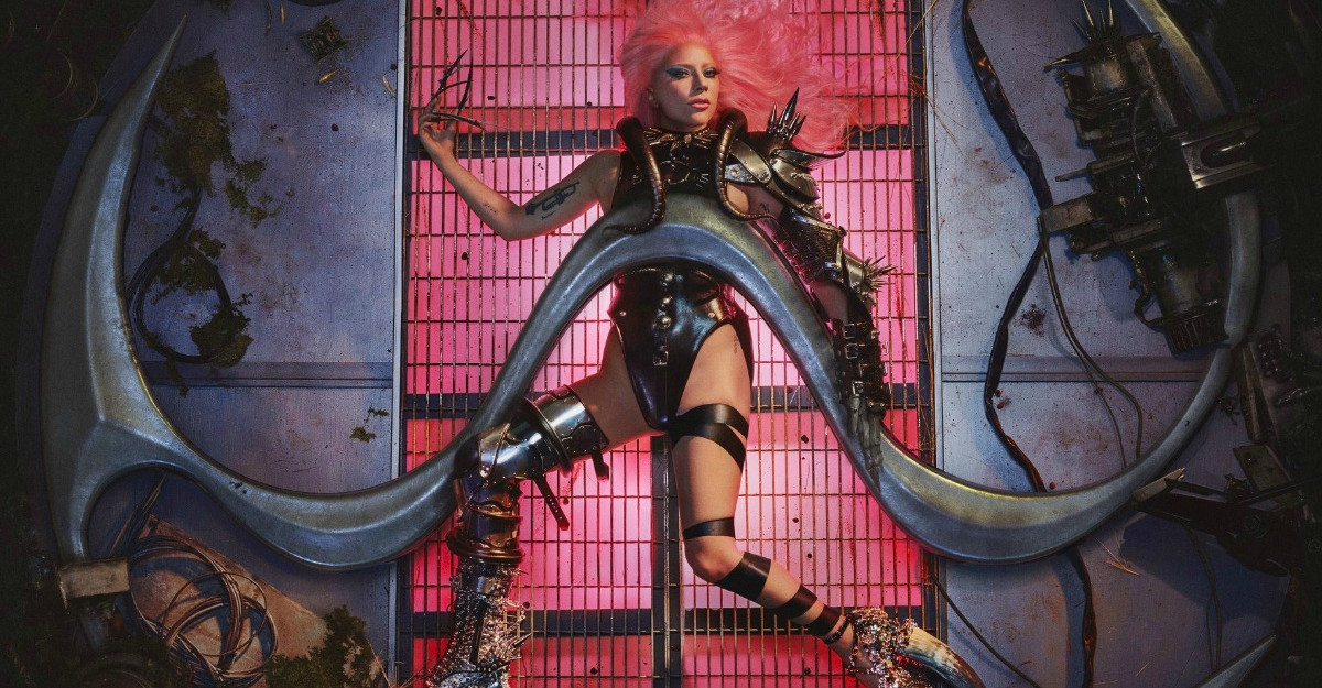 Lady Gaga a lansat albumul Chromatica