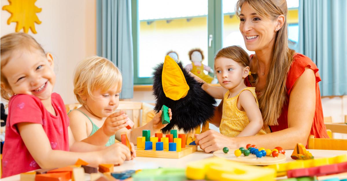 Când vizităm grădinița: lista de întrebări-cheie pe care să le pună părinții