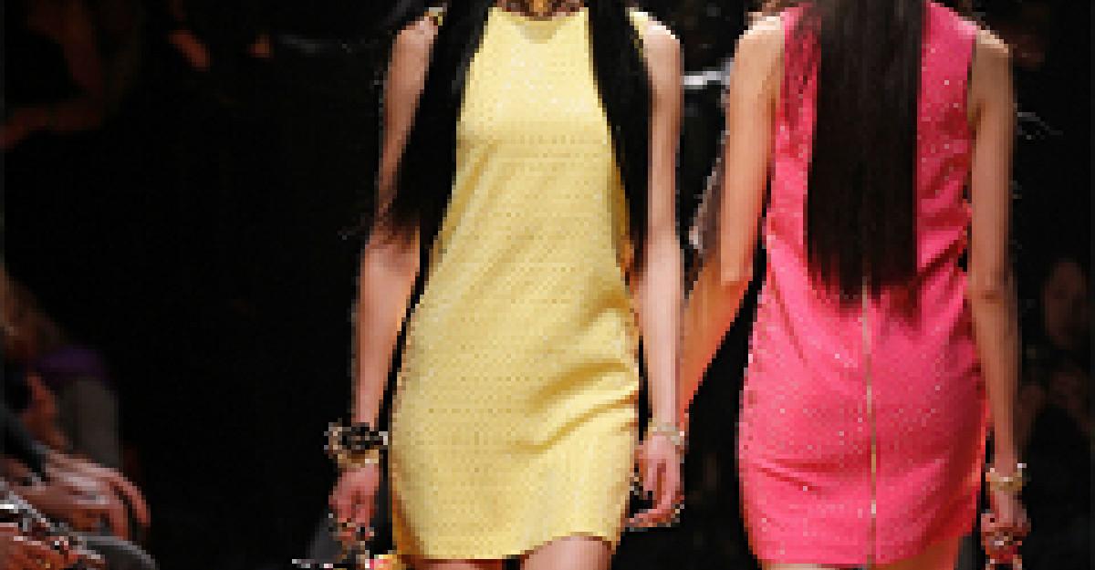 Versace pentru H&M, prezentare de moda la New York