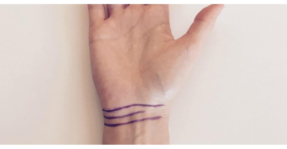 Spune-mi cate linii ai pe incheietura mainii ca sa iti spun cum esti cu adevarat