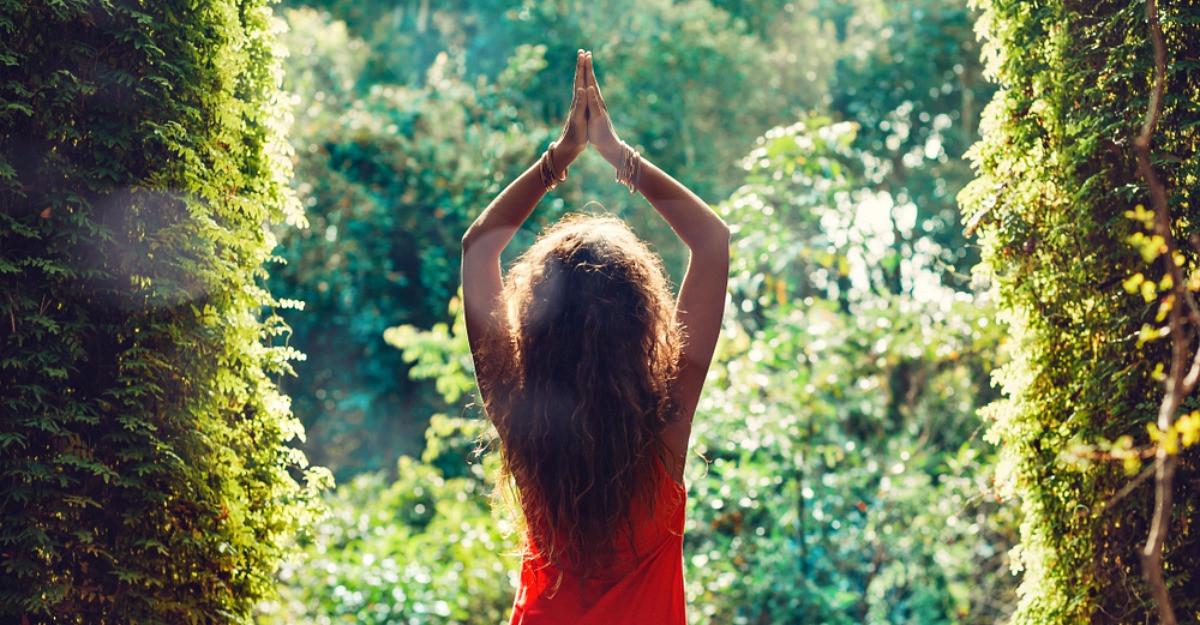 4 pași pentru a-ți ridica vibrația