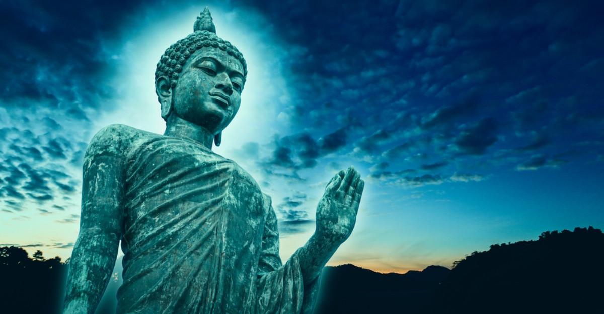 Ultimul mesaj al lui Buddha