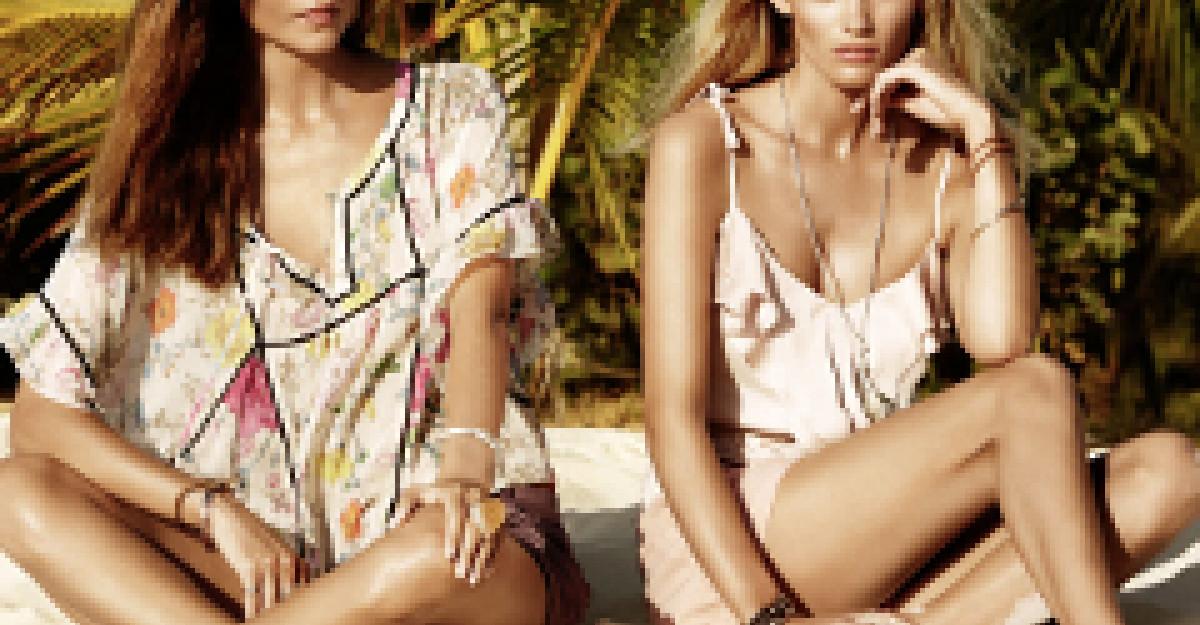 H&M intampina vara cu reduceri de sezon