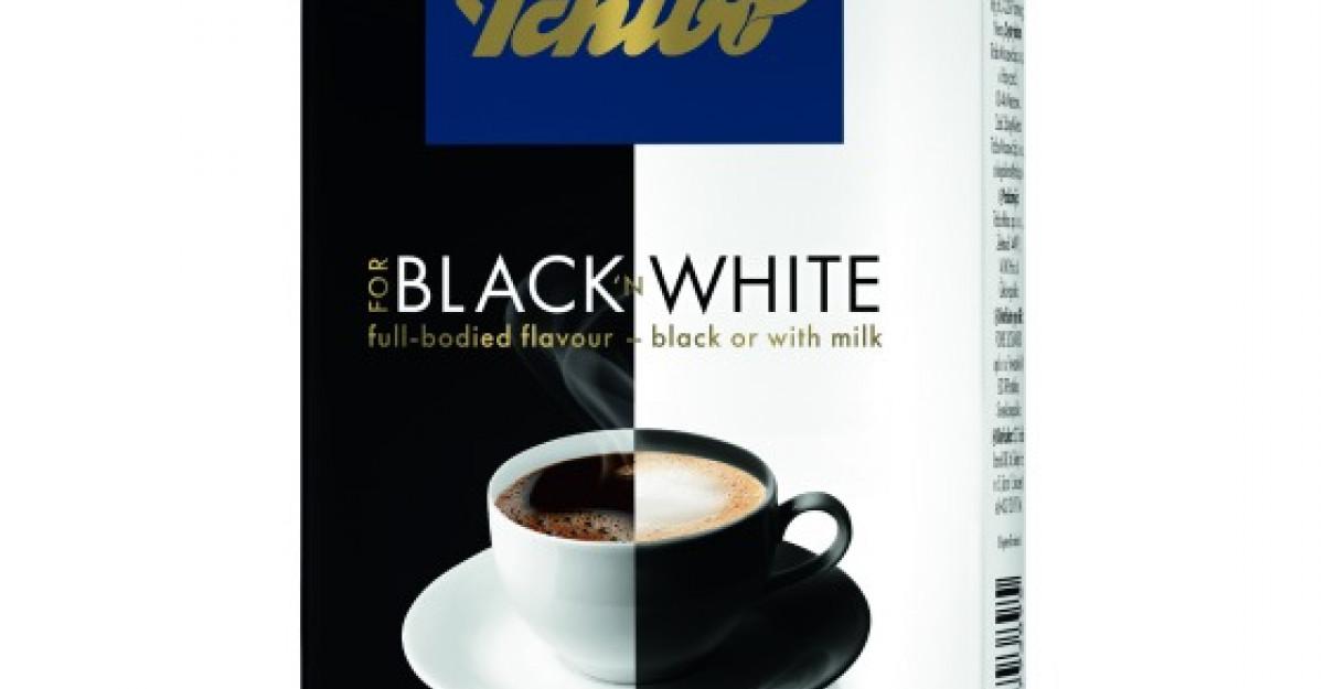 For Black 'n White, un nou produs Tchibo in Romania