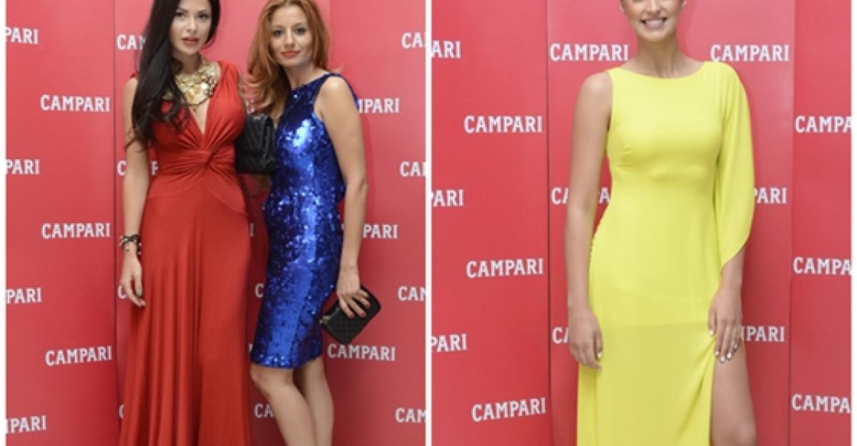 Rosul Campari diMilano se potriveste perfect oricarei tinute