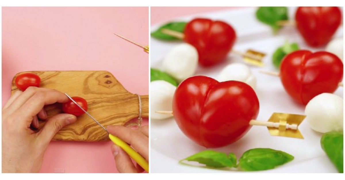 Video: Taie rosiile cherry pe diagonala. Motivul? Este atat de dragut!