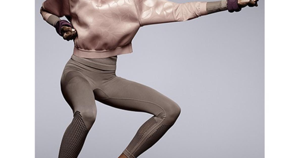 adidas Stella McCartney prezinta colectia pentru sezonul toamna-iarna 2015