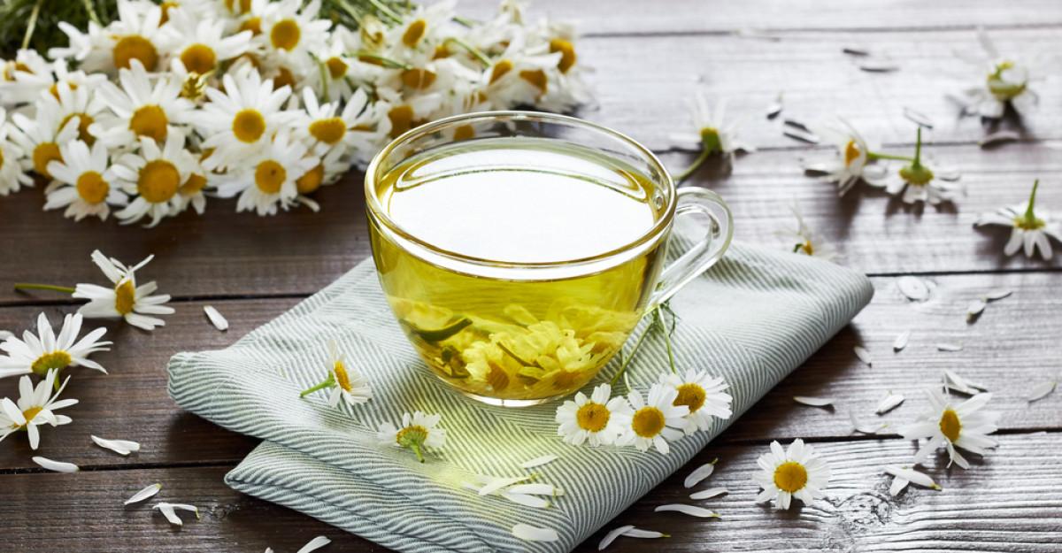 Ceaiul de mușețel – proprietăți, beneficii și utilizări
